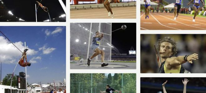 Лёгкая атлетика, как способ держать себя в форме