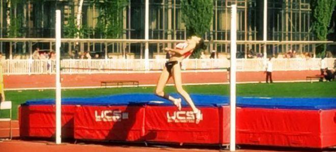 Прыжки в легкой атлетике, фото, видео