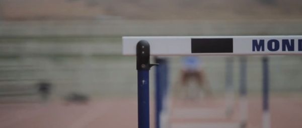 110 метров с барьерами