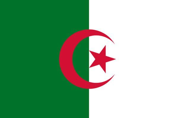 Алжир флаг