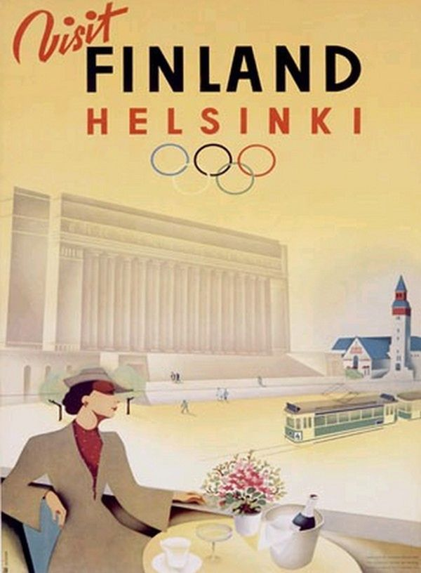 Хельсинки 1952