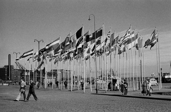 1952. В Хельсинки проводятся пятнадцатые Летние Олимпийские игры