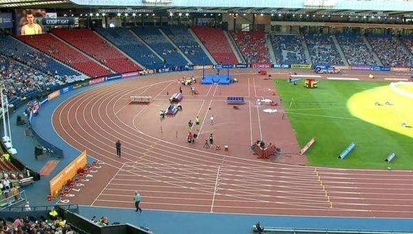 Впервые за долгое время в Европе выступит рекордсмен мира, олимпийский чемпион на 800 м Давид Рудиша.