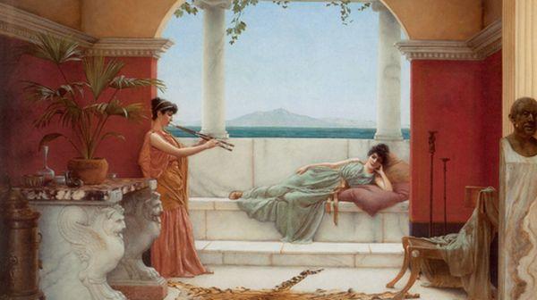 как это было в Древней Греции пятнадцать веков назад