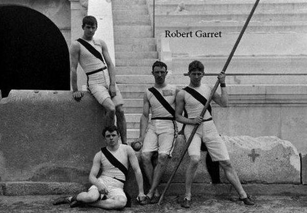 Роберт Гаррет
