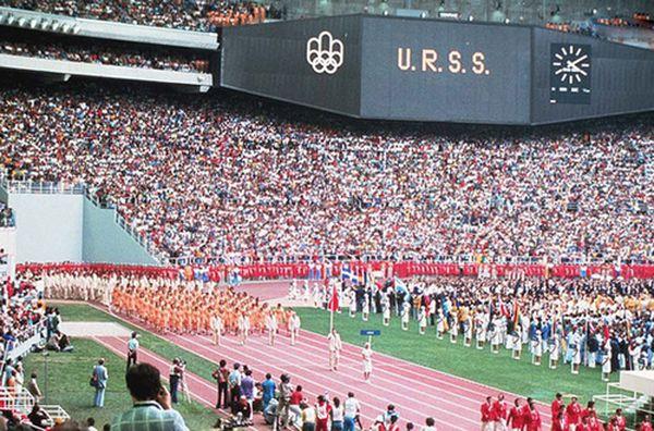 Советские спортсмены
