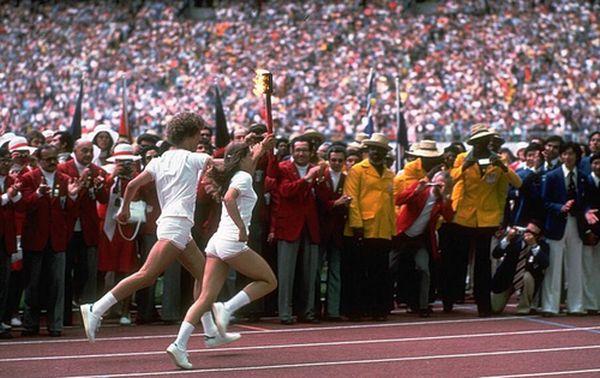 Церемония открытия Олимпийских игр Монреаль-1976