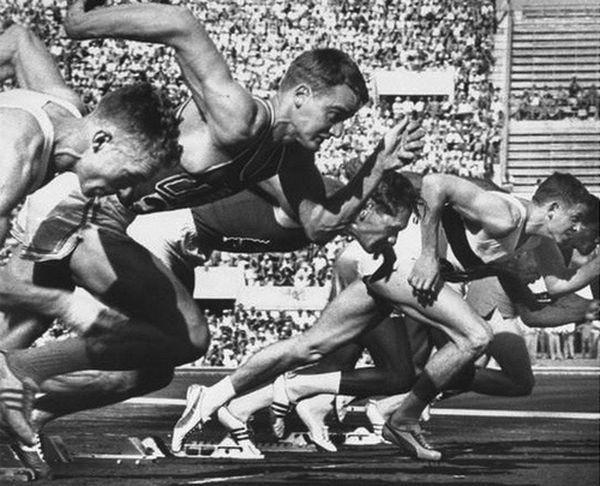 Чемпион Олимпийских игр 1960 года в беге на 100 метров Армии Хари