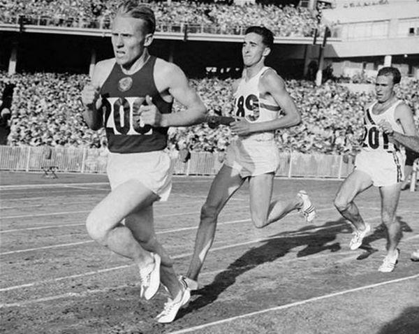 Владимир Куц прославленный советский легкоатлет, стайер, заслуженный мастер спорта СССР, участник Великой Отечественной войны