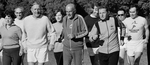 Артур Лидьярд — новозеландский бегун и тренер по лёгкой атлетике, основатель и популяризатор оздоровительного бега трусцой