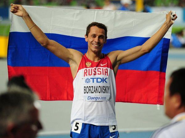 Юрий Борзаковский находится в отличной физической форме