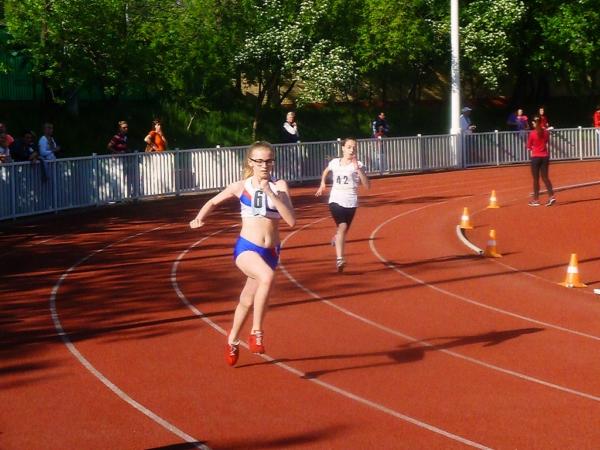 разряды по легкой атлетике женщины