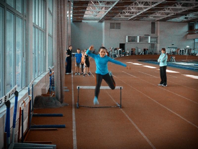 техника безопасности по легкой атлетике