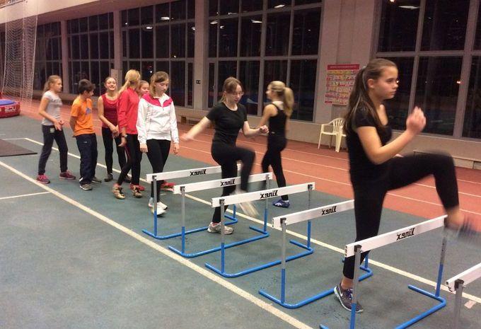прыжковые упражнения в легкой атлетике