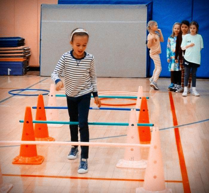 легкая атлетика в начальных классах