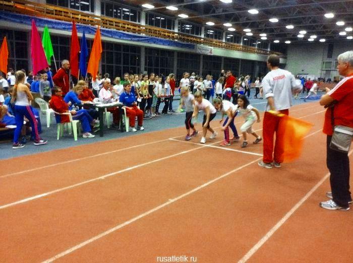 нормативы в легкой атлетике бег