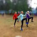 спринтерский бег в легкой атлетике