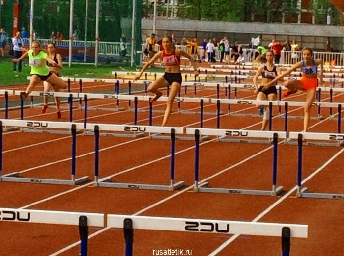техника бега в легкой атлетике