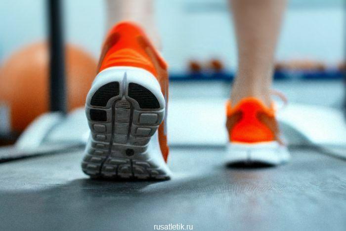 бег на месте дома для похудения