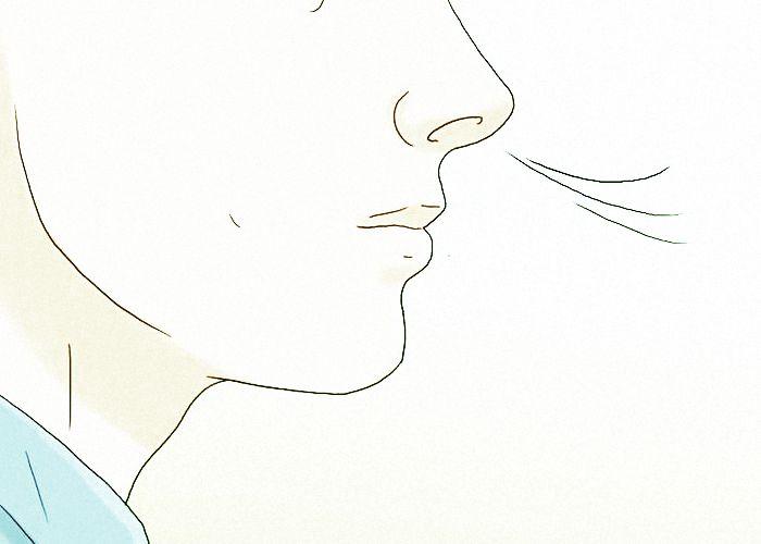 как правильно дышать во время бега