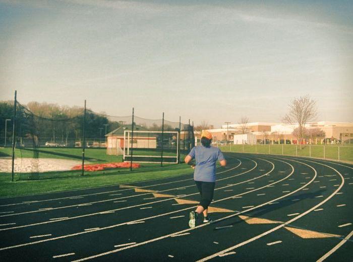 бег как правильно бегать