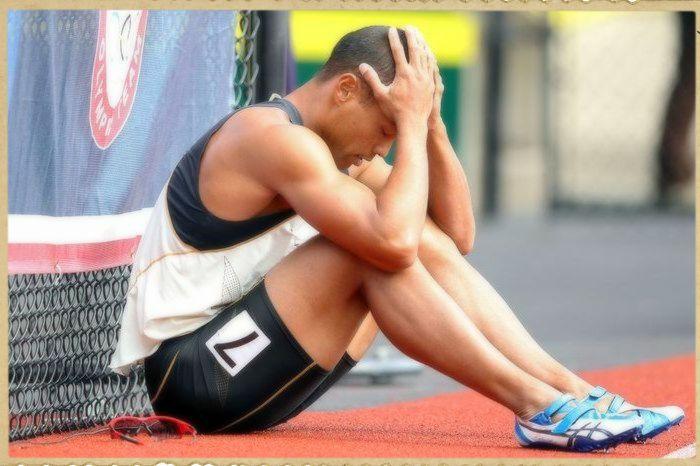 неудачи в спорте