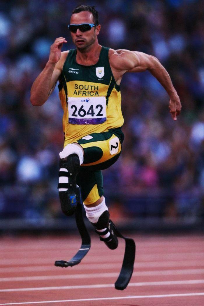 Чемпионом можно стать и без ног