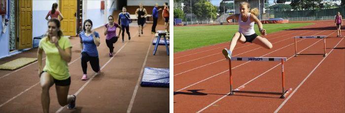 С чего начинать занятия легкой атлетики